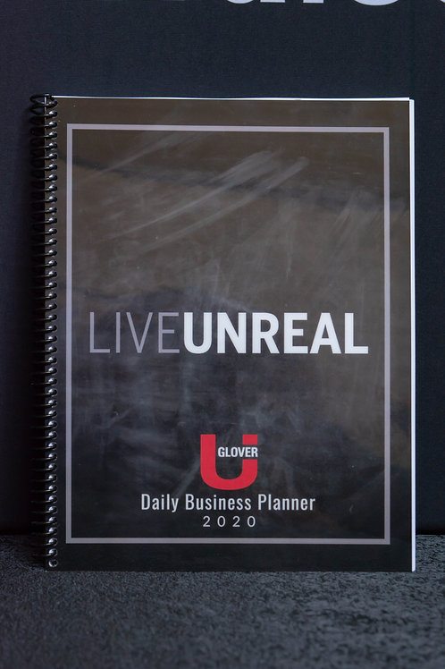 Live Unreal 2020 Business Planner