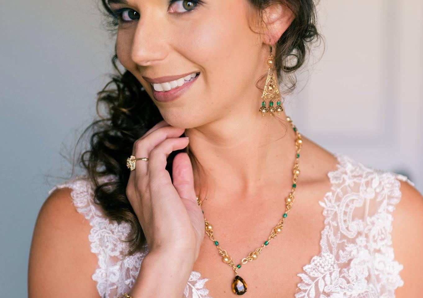 Bridal Makeup Gonzales