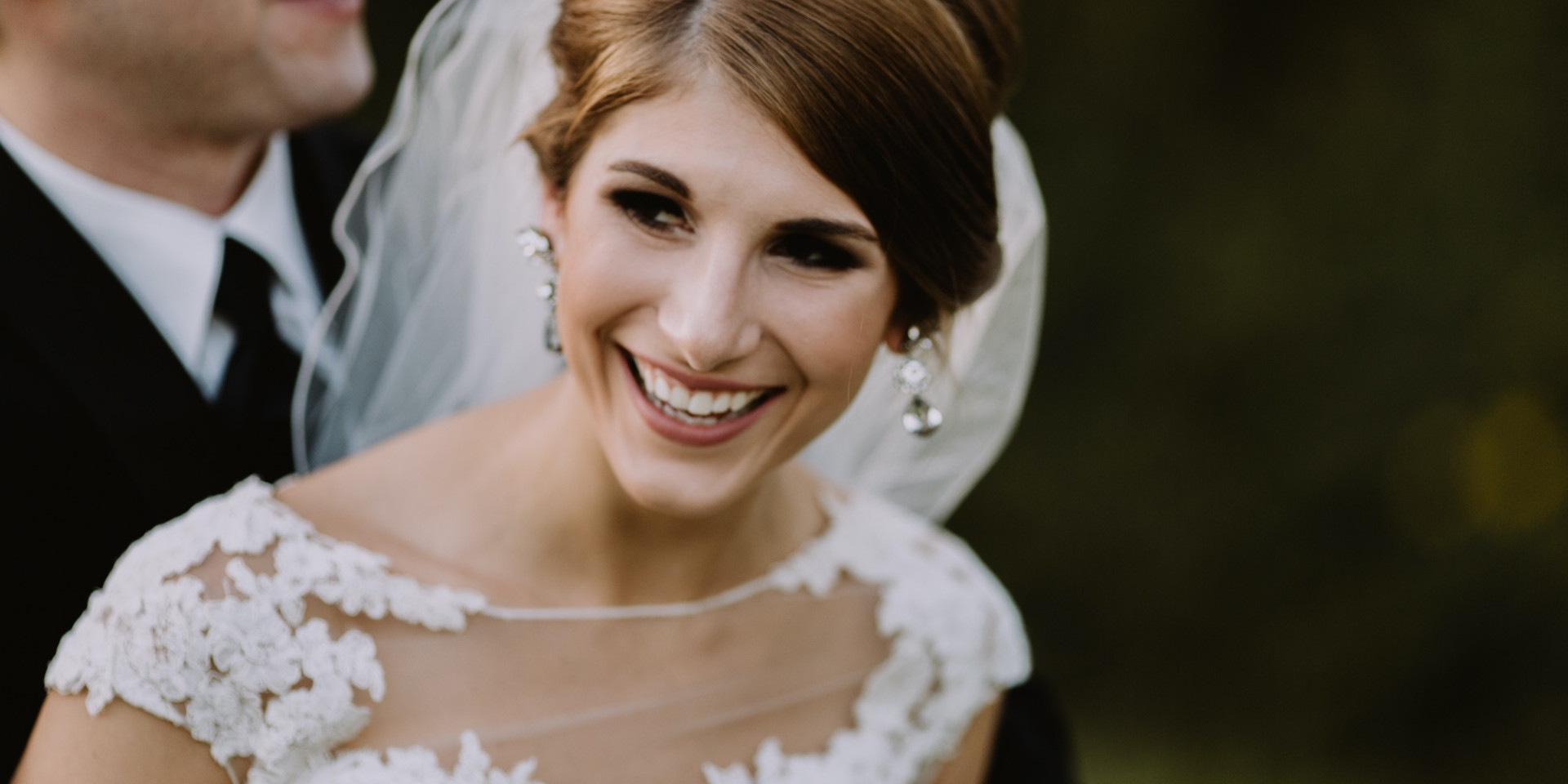 Airbrush makeup for a Baton Rouge Bride
