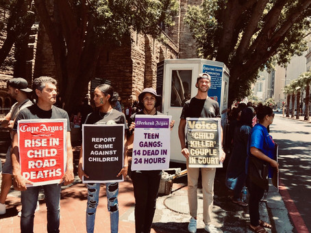 Locals join to make a statement - NEWS24.com