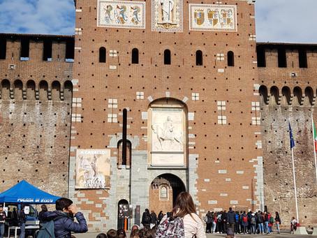 Uscita didattica Castello Sforzesco Milano