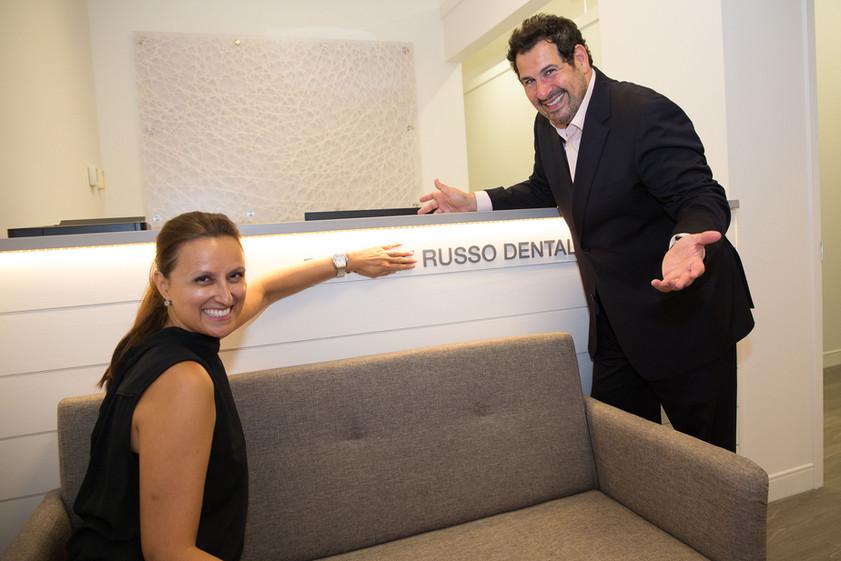 D'Amore Russo Dental Design Studio DrDDS of Montclair, NJ