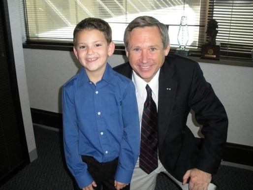 August 31, 2009: A Meeting with Congressman Mark Kirk