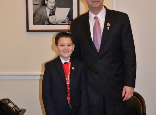 August 7, 2014: A Meeting with Congressman Brad Schneider