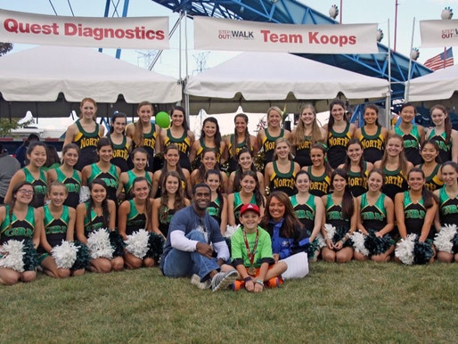 October 20, 2012: Step Out Walk for Diabetes
