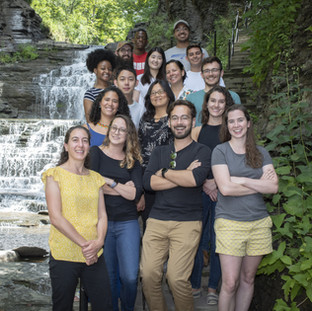 The Brito Lab Team - Summer 2019