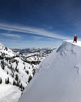 Steep and Deep for days!! #thatstarvalle