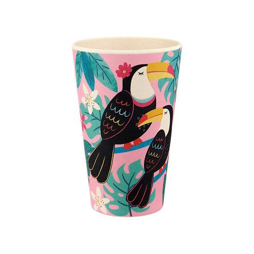 Toucan Bamboo Cup