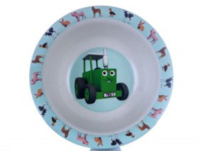Tractor Ted Baby Animals Bamboo Bowl