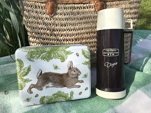 Vintage Thermos Flask, 'Vogue'