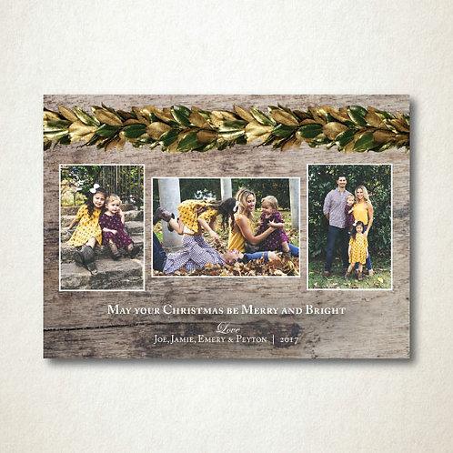 Rousseau Holiday Card (Set of 50)