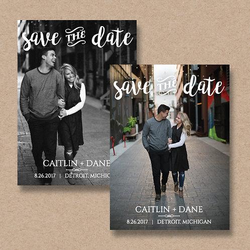 Dane & Cait (Set of 25)