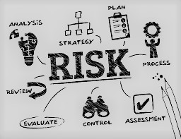 Risk Management is a planning process. Seriously it's that simple.