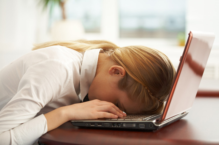 Fatigue at work can be a risk to yours and others safety