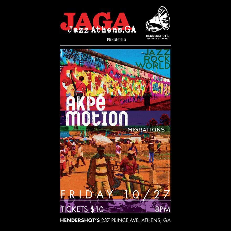Akpe Motion Concert