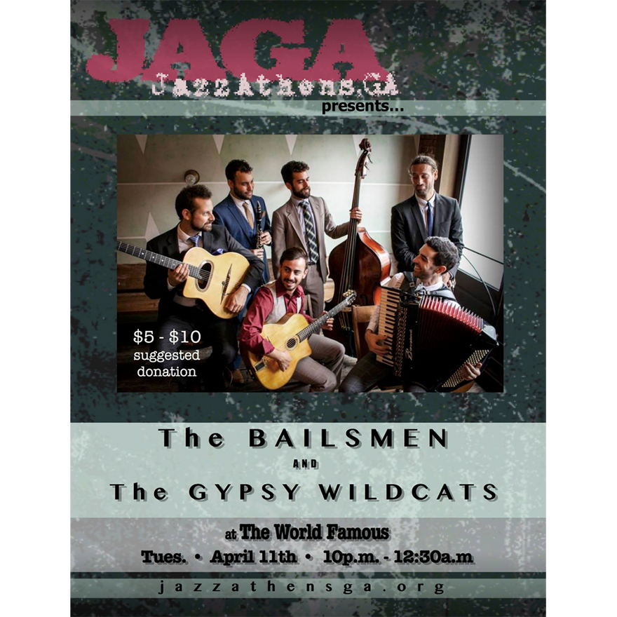 The Bailsmen & The Gypsy Wildcats