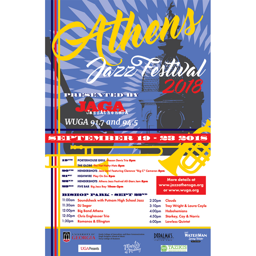 Athens Jazz Festival 2018