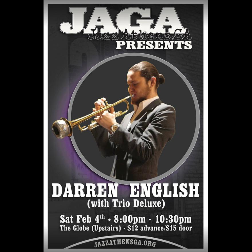 Darren English
