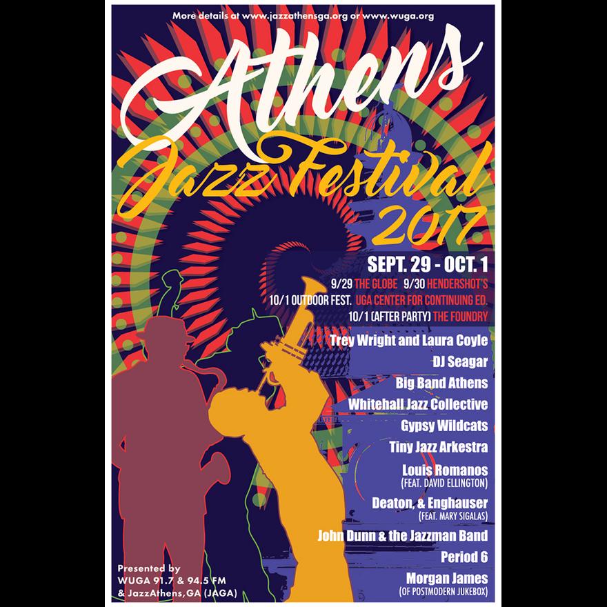 Athens Jazz Festival 2017