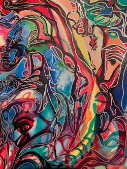 Charlotte Mouquin Color Web 2 18x24 deta
