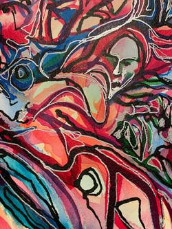 Charlotte Mouquin Color Web 1 18x24 deta