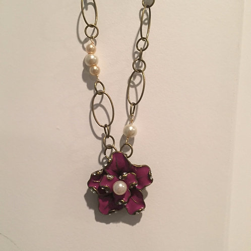 Purple Pearl Petunia
