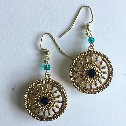 Endless Circles - Earrings