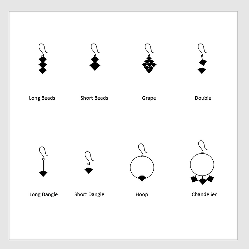 Customize A Pair of Earrings