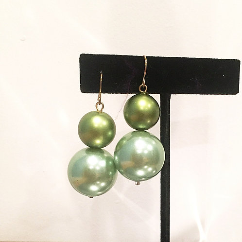 Money Ball Earrings