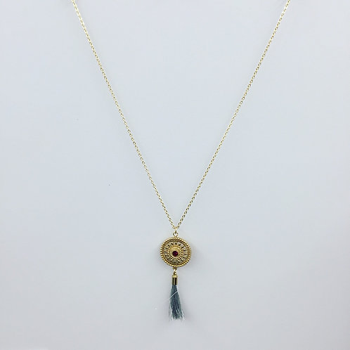 Tassel Medallion