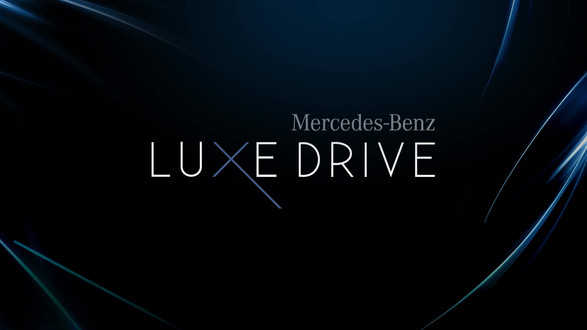 Mercedes Luxe Drive - custom series