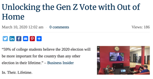 Article: Unlocking the Gen Z vote