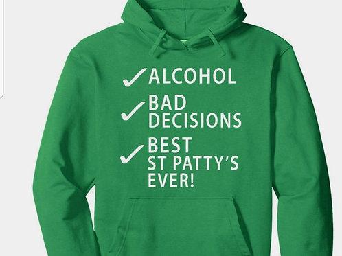 St.Patricks Hoodie
