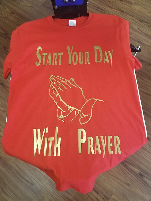 Start Your Day With Prayer