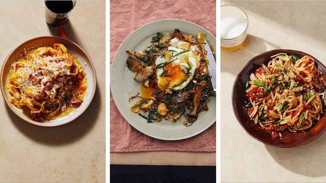 Healthy dinners – 5 easy recipes from a tin
