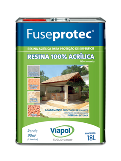 Resina Acrílica Fuseprotec - Viapol