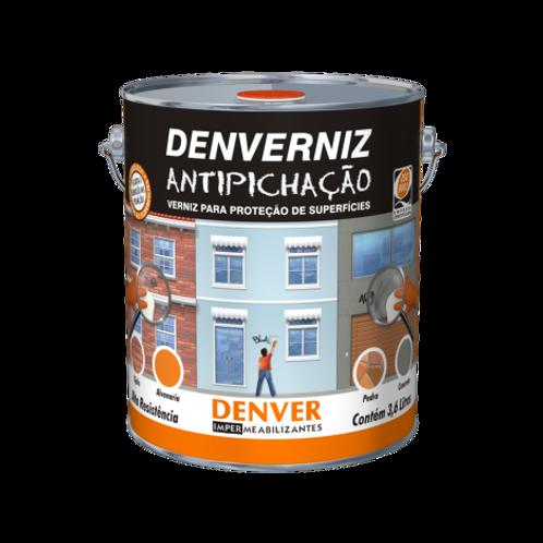 Verniz protetor contra pichações - Denverniz Antipichação