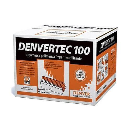 Argamassa Polimérica Impermeabilizante Denvertec 100