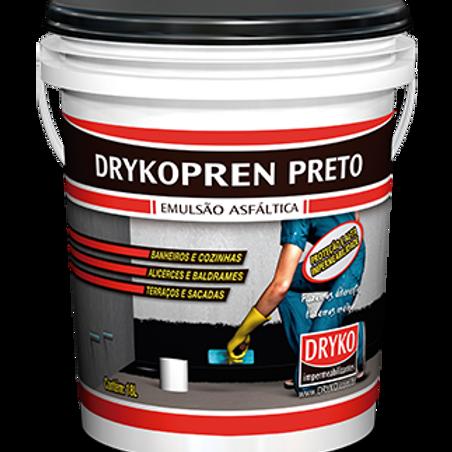 Emulsão Asfaltica DrykoPren Preto