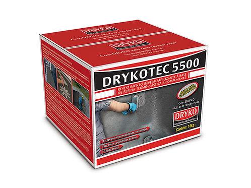 Argamassa Polimérica Flexivel 18kg - Drykotec 5500