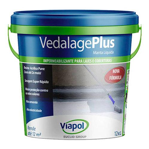 Manta Liquida Impermeabilizante Vedalage Plus 12kg