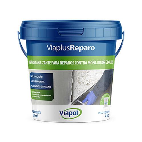 Impermeabilizante Viaplus Reparo 12kg Viapol