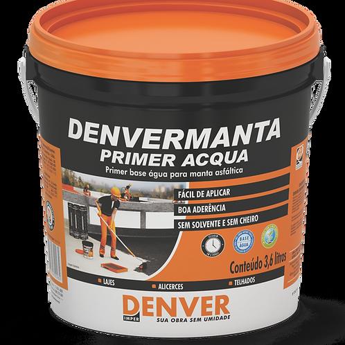 Primer base água para manta asfáltica Denvermanta Primer Acqua 18l