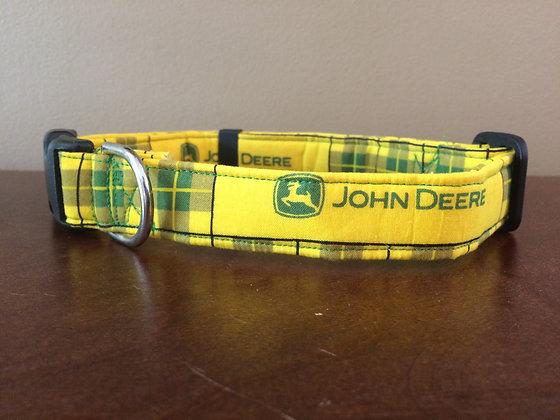 Yellow John Deere