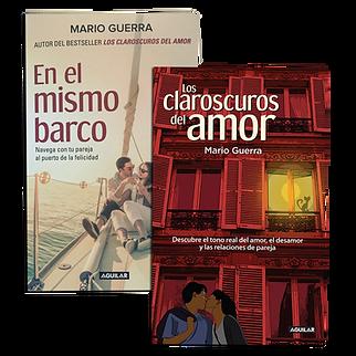 Mario Guerra, Los claroscuros del amor