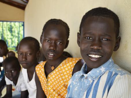 Språk i Sør-Sudan