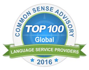 Top 100 Global Language Service Providers