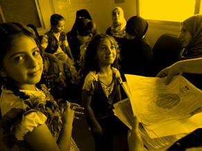 Syria-krisen: Hjelp oss å hjelpe!