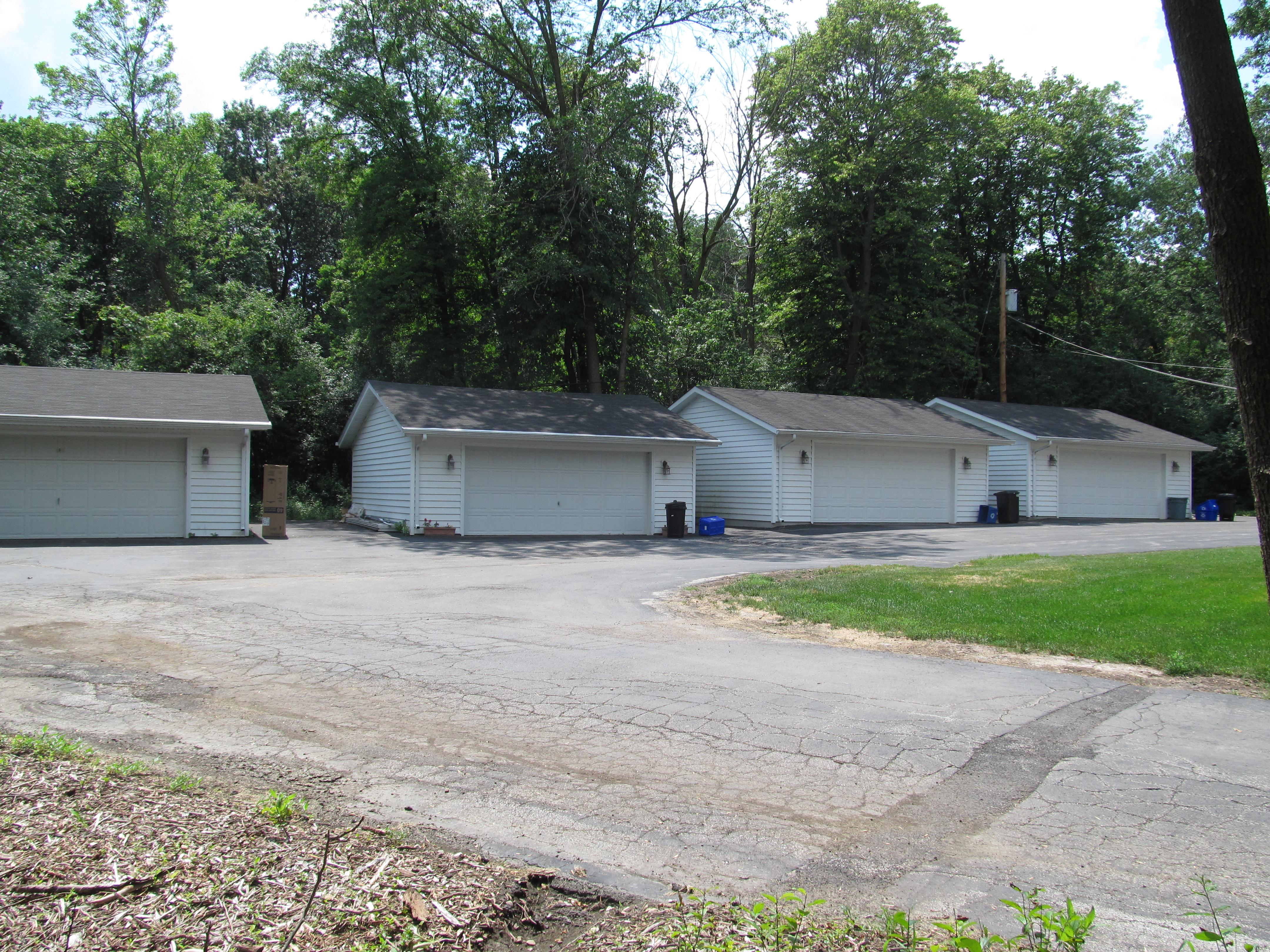 Marilyn East garages