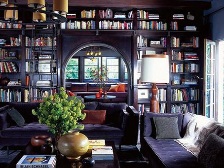 Библиотека - уголок вашего дома с множеством миров.